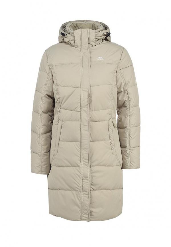 Куртка утепленная Trespass SILENT FAJKCAI20007 бежевые