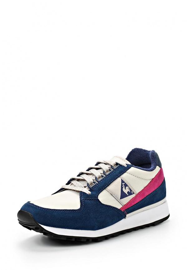 Кроссовки Le Coq Sportif 1420970 белые, синие