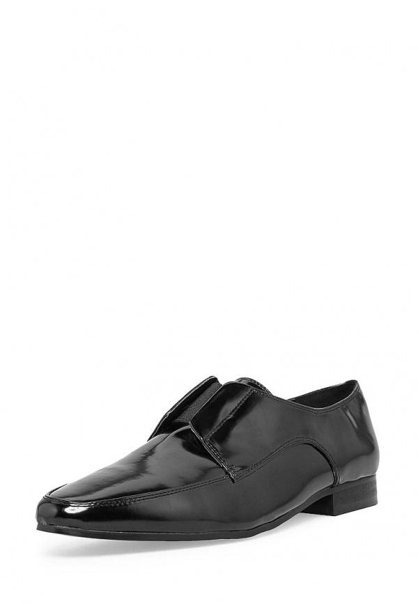 Ботинки Mango 34083674 чёрные