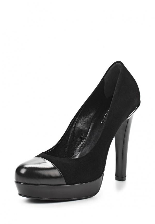 Туфли Iceberg ID367A чёрные