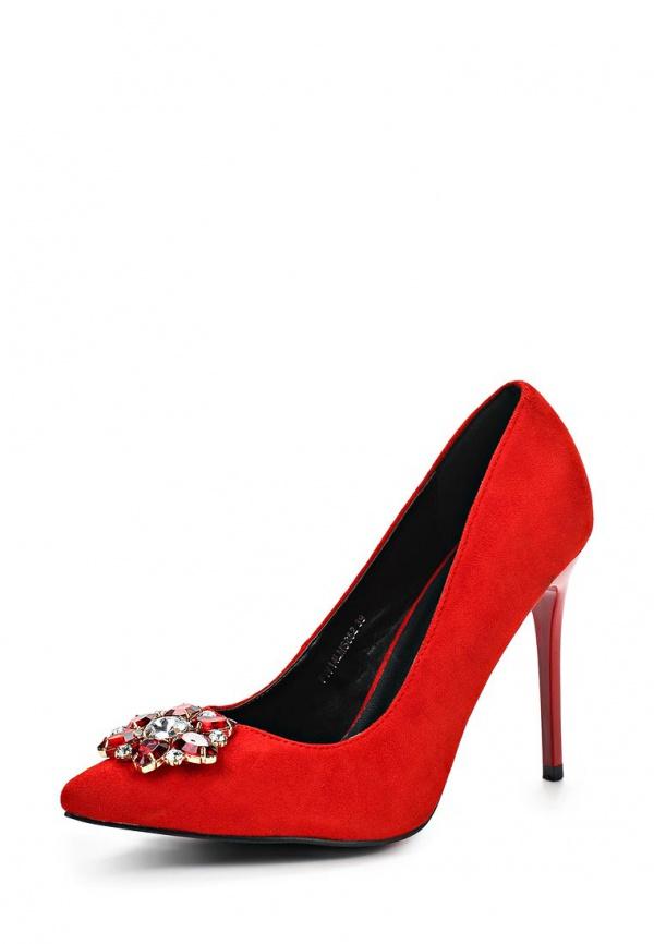Туфли Lamania FW14LMS852 красные