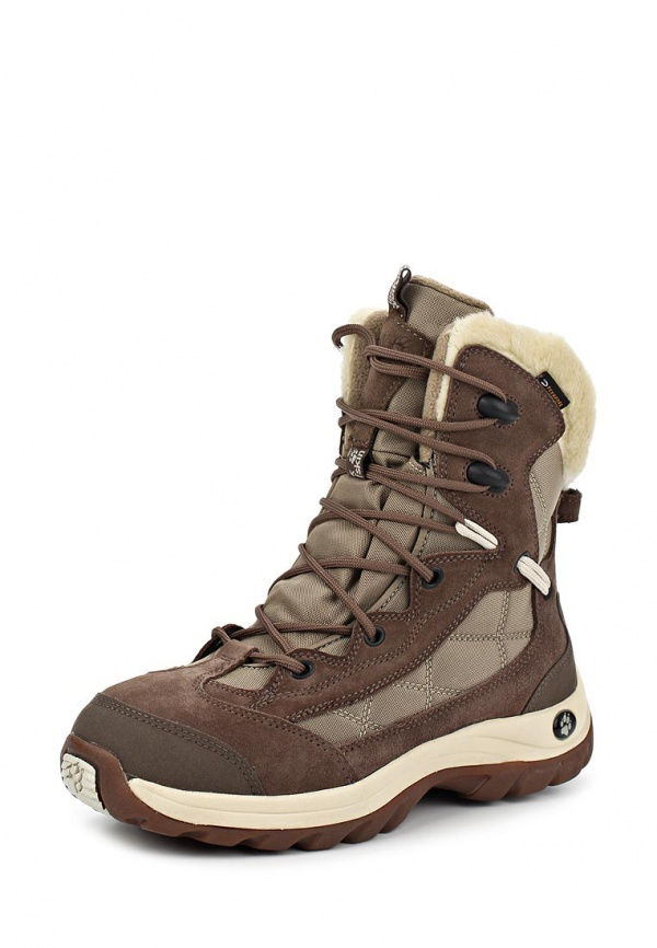 Ботинки Jack Wolfskin 4011801-5116 бежевые