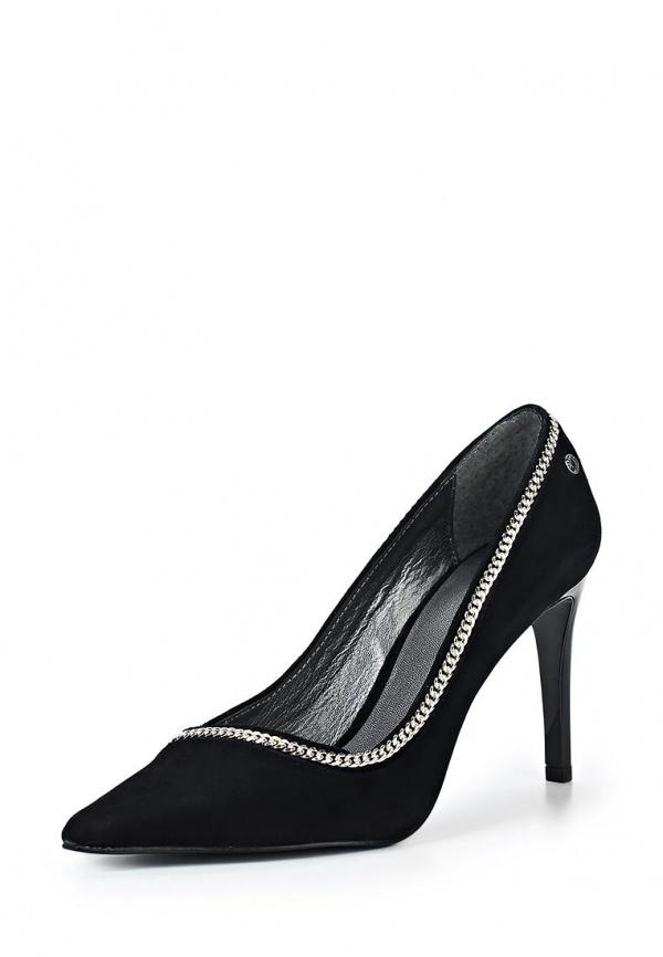 Туфли Versace Jeans E0VIBS22 чёрные