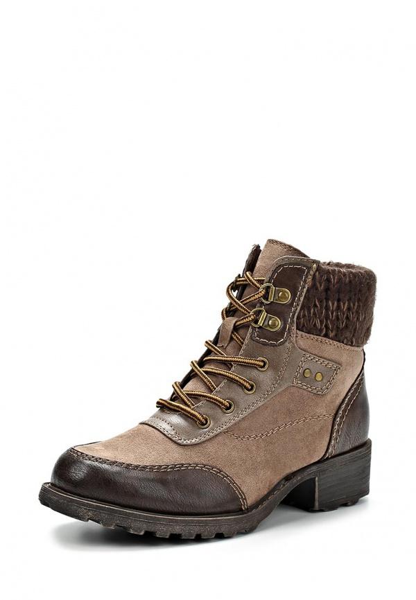 Ботинки Marco Tozzi 2-2-26247-23 322 коричневые