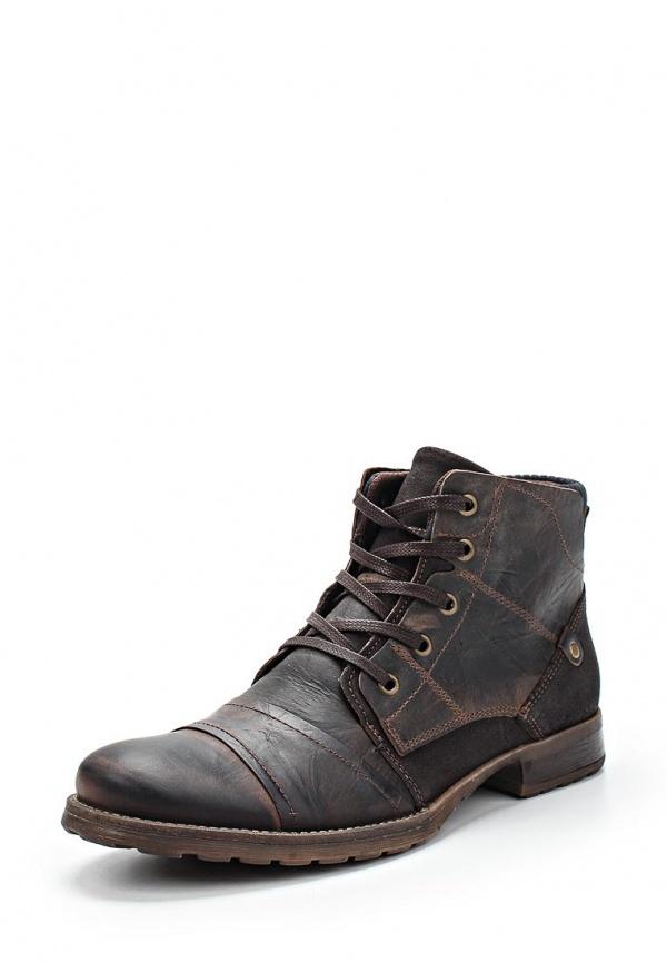 Ботинки River Island 280856 коричневые