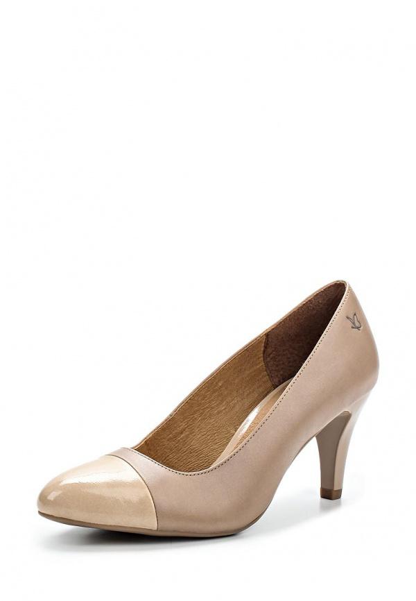 Туфли Caprice 9-9-22411-24-348 бежевые