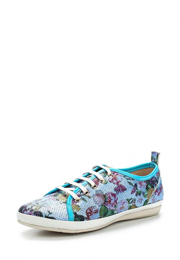 Ботинки Elsi 2112 голубые