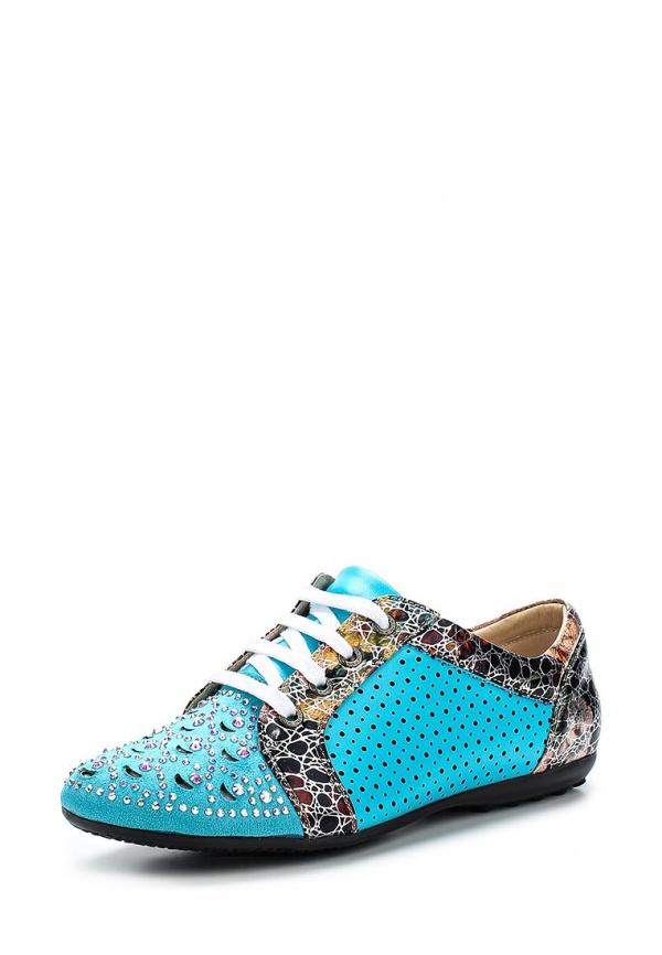 Ботинки Elsi C14-947 голубые