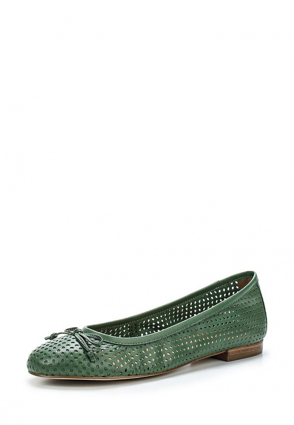 Балетки Caprice 9-9-22111-24-700 зеленые