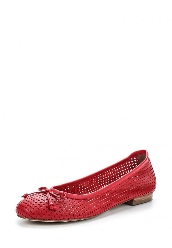Балетки Caprice 9-9-22111-24-500 красные