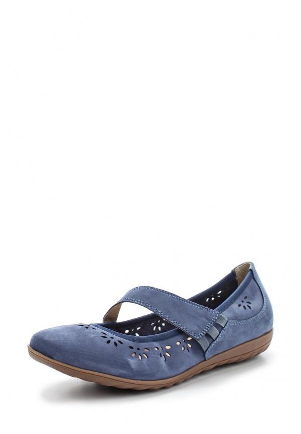 Балетки Caprice 9-9-24658-24-886 синие