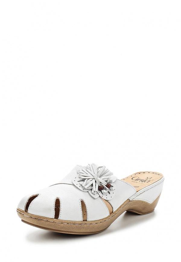 Сабо Caprice 9-9-27351-24-100 белые