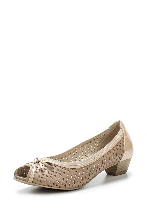 Туфли Caprice 9-9-29100-24-301 бежевые