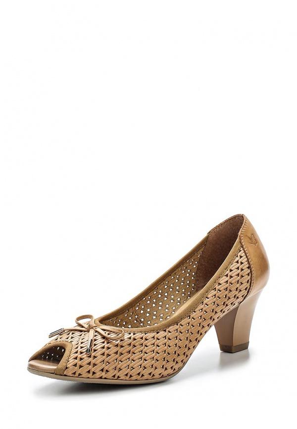 Туфли Caprice 9-9-29301-24-310 коричневые
