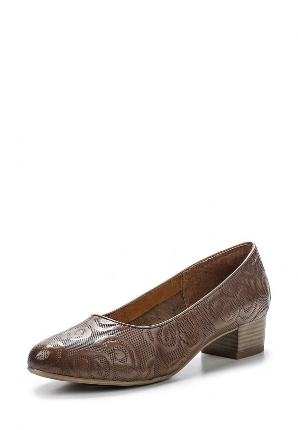 Туфли Caprice 9-9-22505-24-341 коричневые