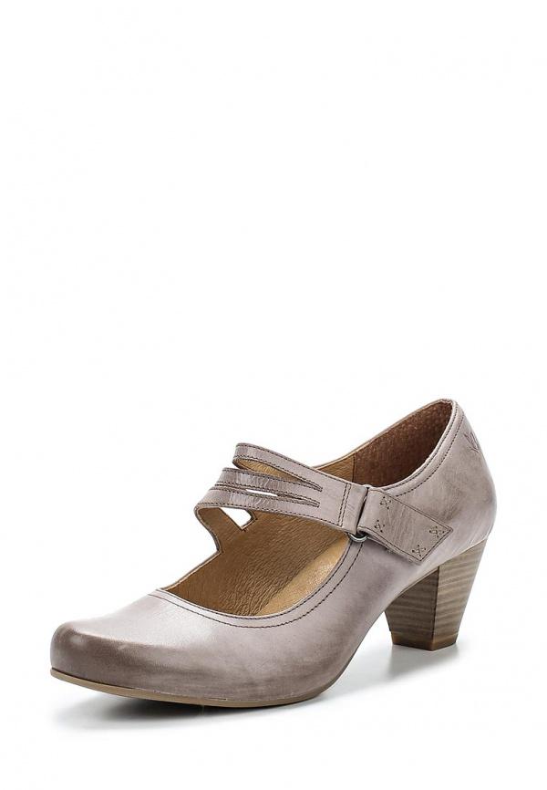 Туфли Caprice 9-9-24400-24-205 серые