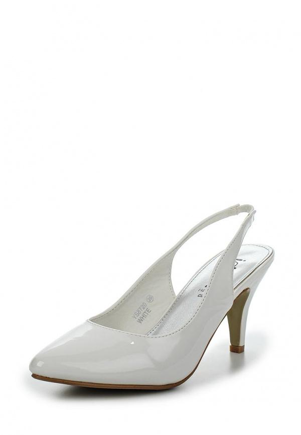 Туфли Ideal YS8720 белые
