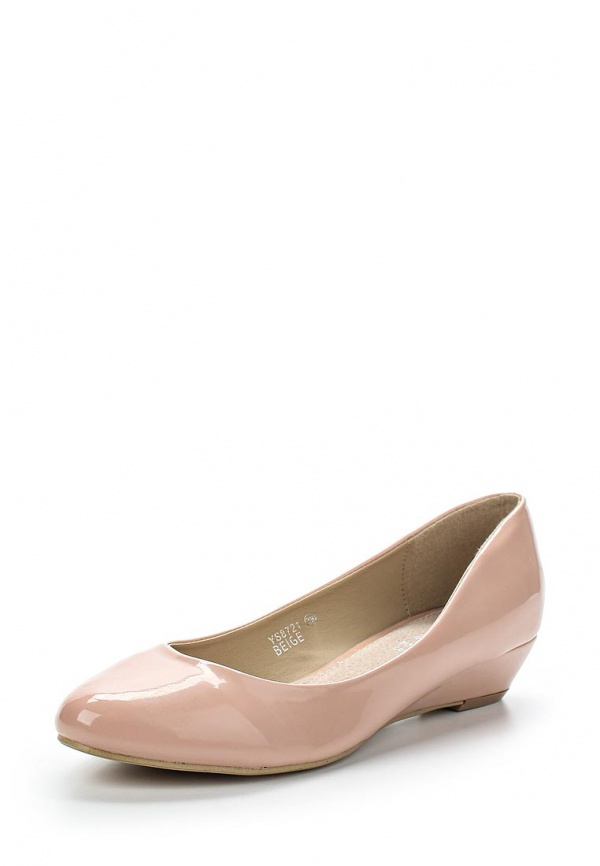 Туфли Ideal YS8721 розовые