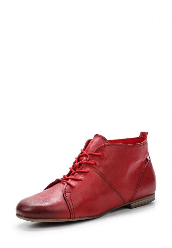 Ботинки Marco Tozzi 2-2-25104-24-525 красные