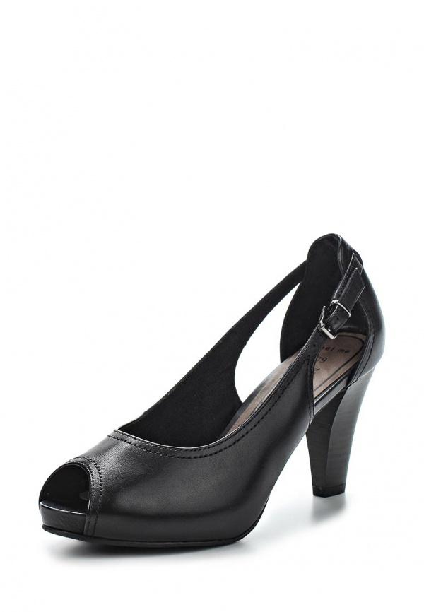Туфли Marco Tozzi 2-2-29300-24-002 чёрные