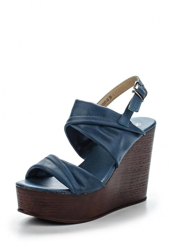 Босоножки Betsy 957165/01-03 синие