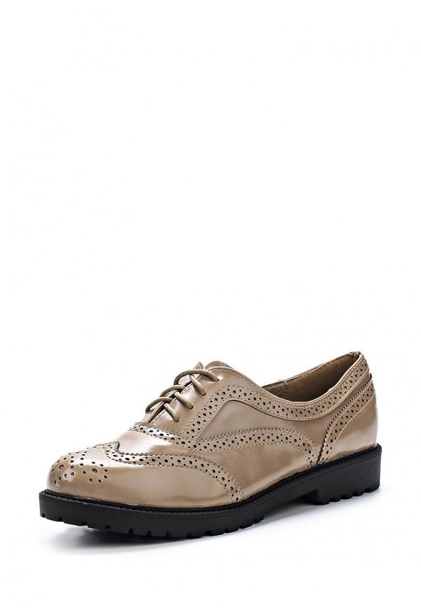 Ботинки Ideal G9641 бежевые