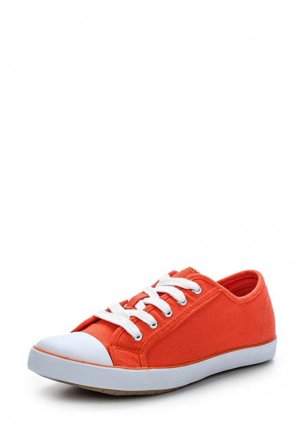 Кеды Keddo 857132/01-06W оранжевые