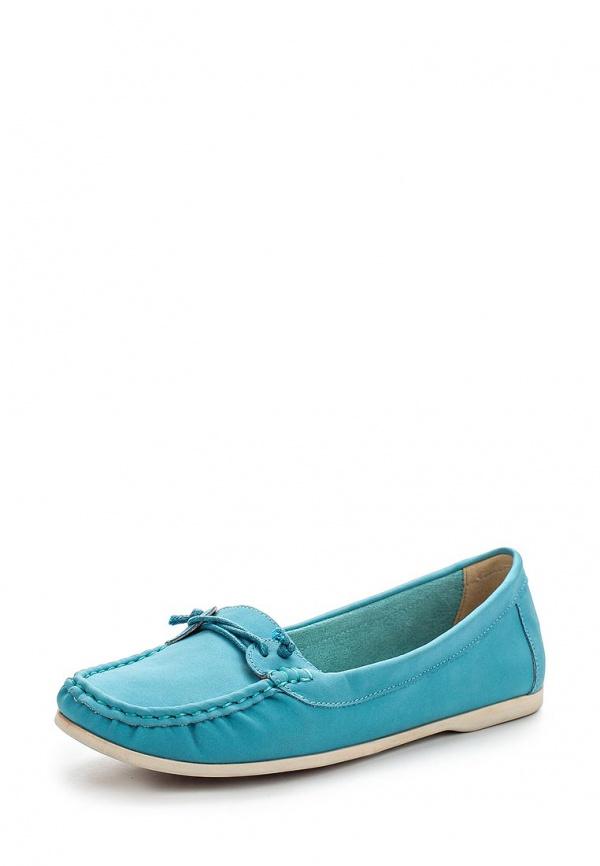Мокасины Keddo 857265/02-06W голубые