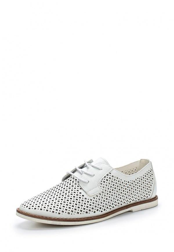 Ботинки Keddo 857276/03-03W белые