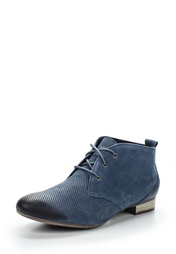 Ботинки Marco Tozzi 2-2-25103-24-892 синие