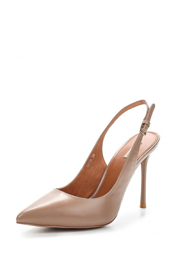 Туфли Vitacci 59792 бежевые