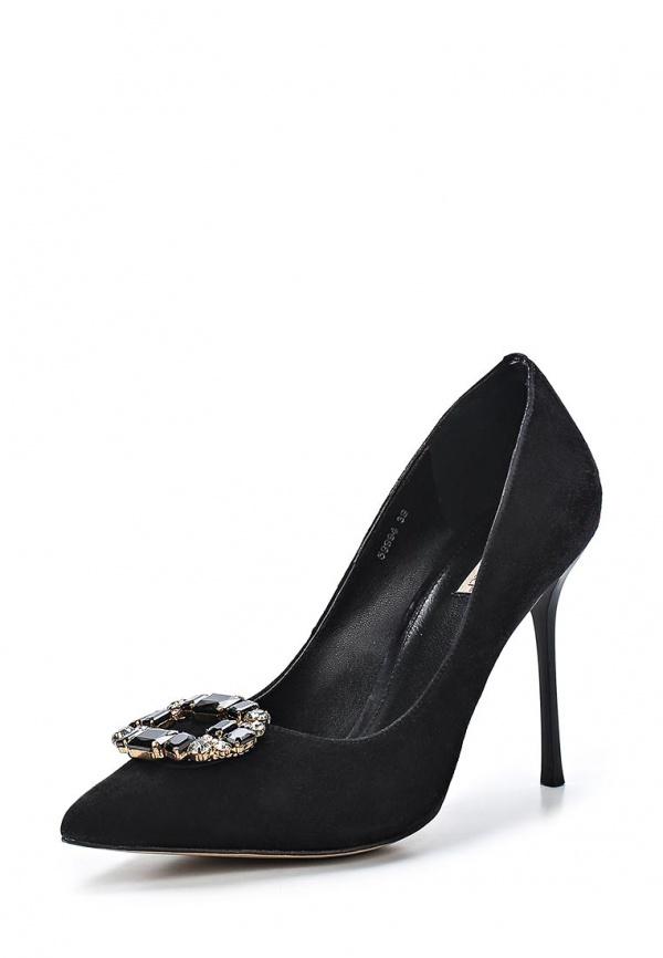 Туфли Vitacci 59994 чёрные