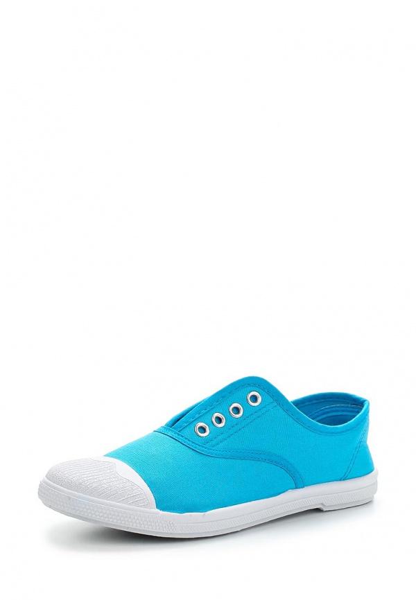Кеды Coco Perla 2591 голубые