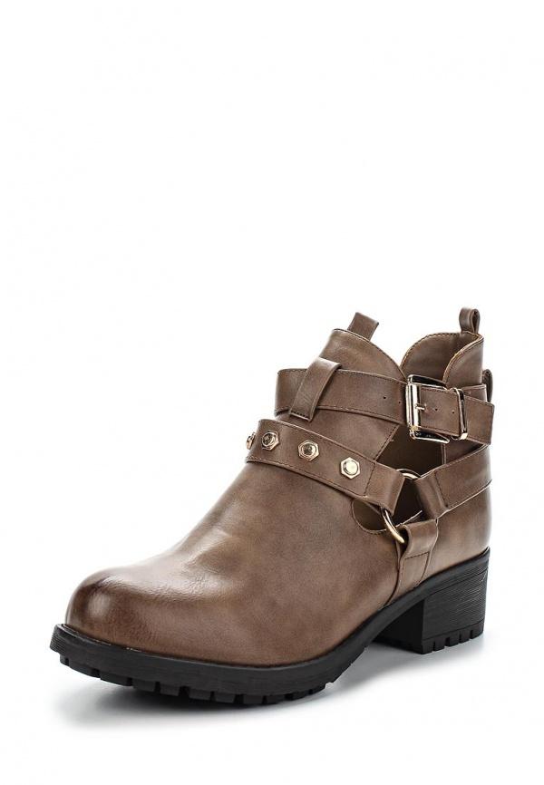 Ботинки Coco Perla 63 коричневые