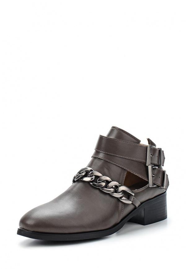 Ботинки Coco Perla 32 серые