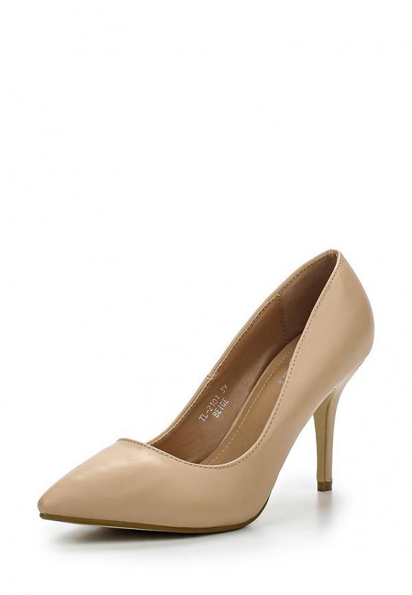 Туфли Ideal TL2101 бежевые