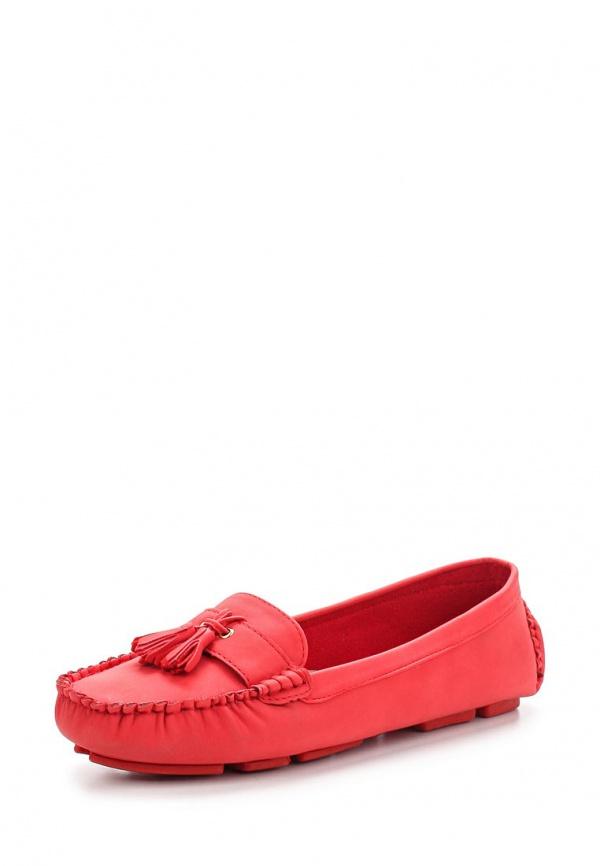 Мокасины Ideal TL9704 красные