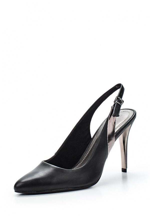 Туфли Marco Tozzi 2-2-29605-24-002 чёрные