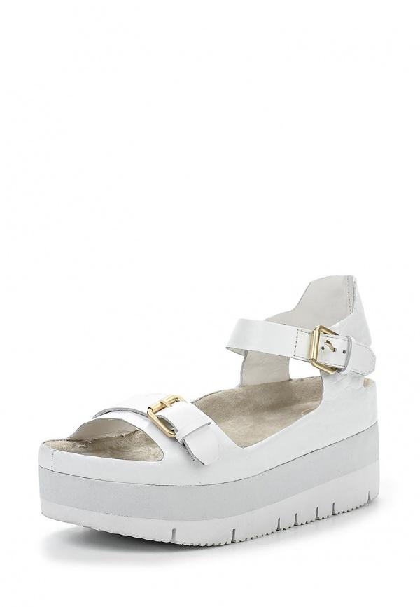 Сандалии Ash VERA(SS15-M-108585-002) белые