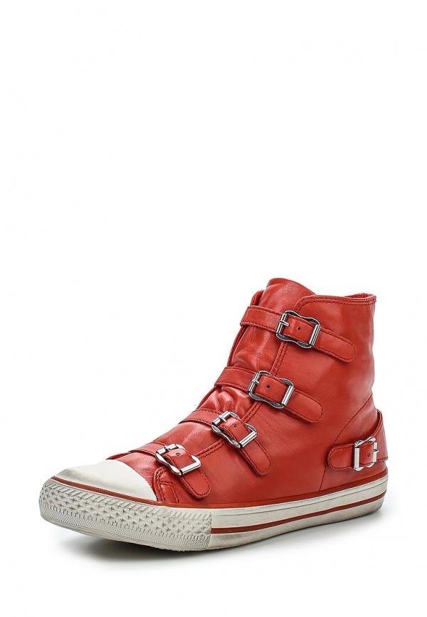 Кеды Ash VIRGIN(SS15-V-87462-012) красные