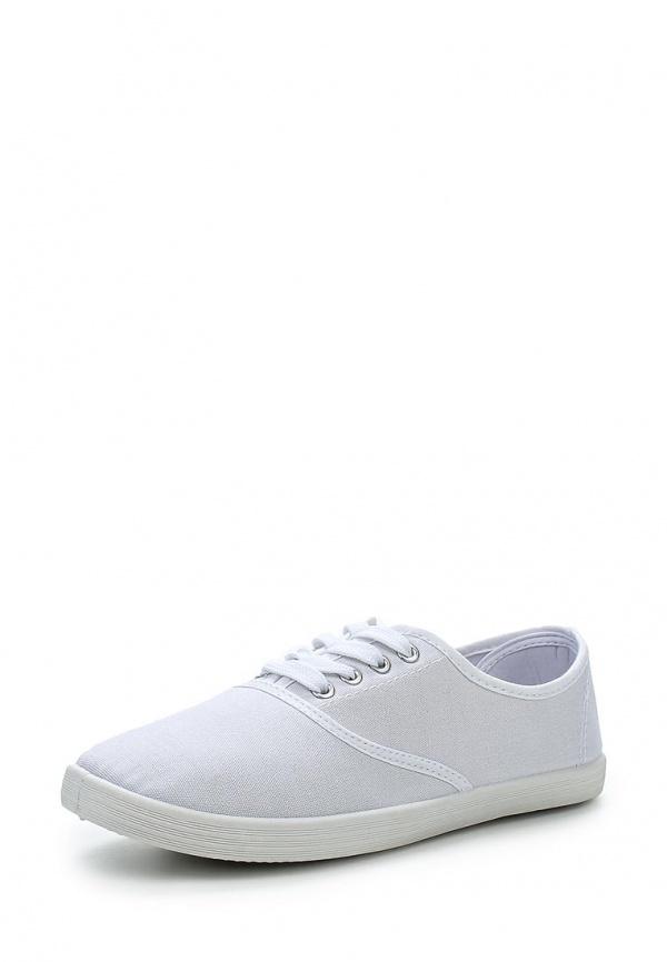 Кеды Ideal A5-16 белые