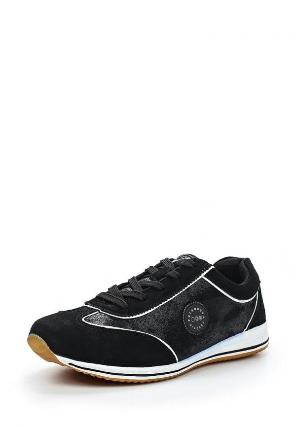 Кроссовки Strobbs F6256-3 чёрные
