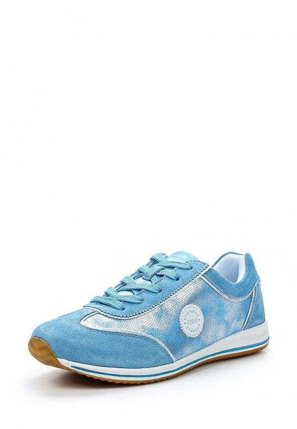 Кроссовки Strobbs F6256-13 голубые