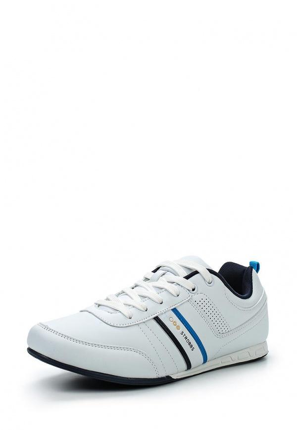 Кроссовки Strobbs F6272-6 белые
