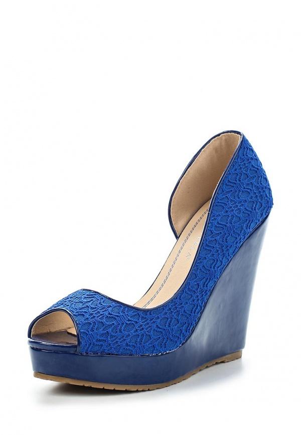 Босоножки Coco Perla 8983 синие