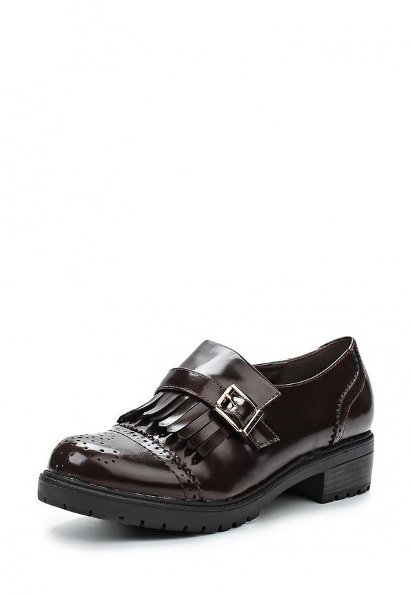 Ботинки Ideal P2147 коричневые