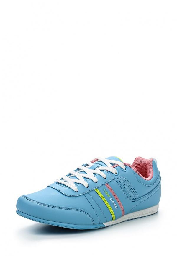 Кроссовки Strobbs F6272-13 голубые