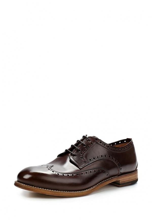 Туфли Franceschetti 53022 коричневые