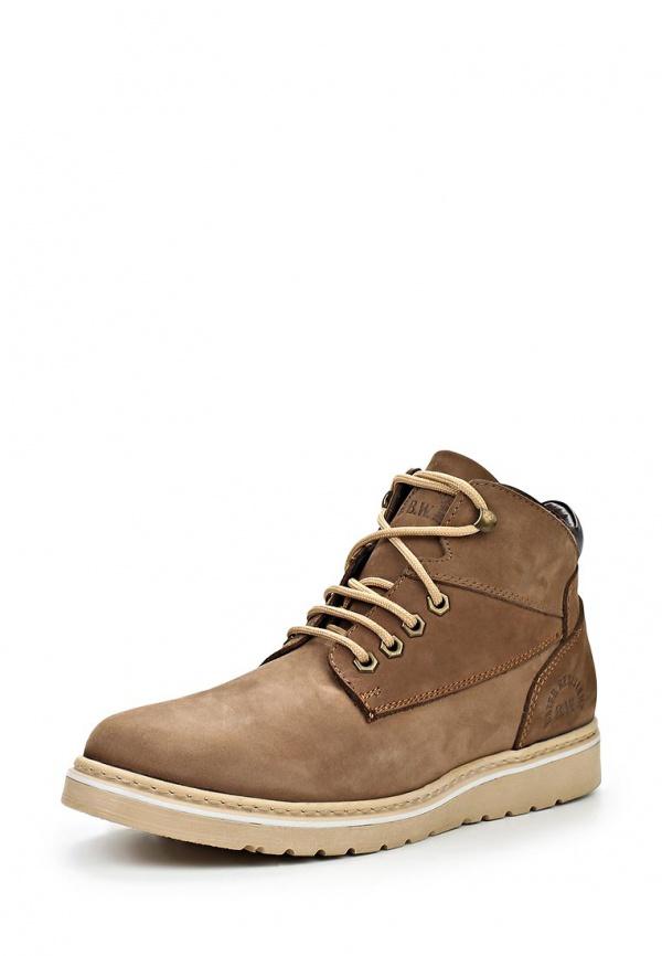Ботинки Best Walk 314804-514 коричневые