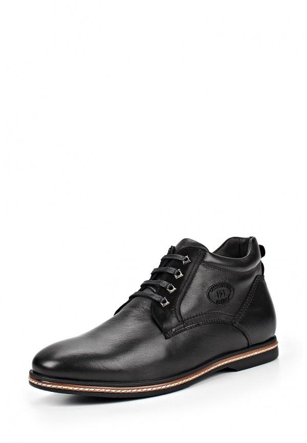 Ботинки iD active 648423/04-01M чёрные